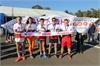 Объединенная команда Группы НРК – Р.О.С.Т. дебютировала в Московском марафоне 2017